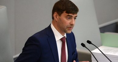 Железњак: Црногорски режим уништава наслеђе братских односа Русије и Црне Горе