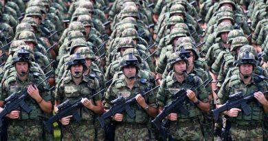 Од следеће године поновно увођење служења војног рока