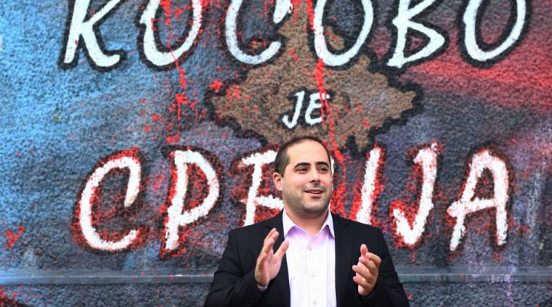 Српска десница у Новом Саду тражи споменик жртвама НАТО агресије!