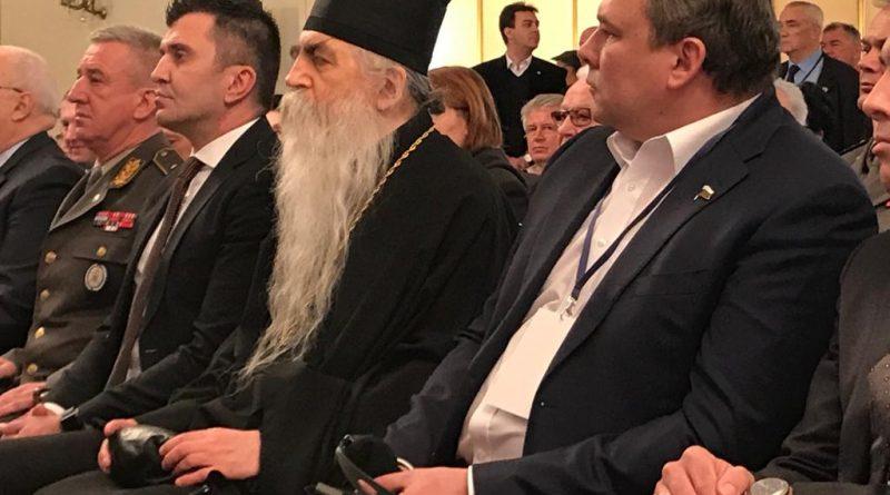 Петр Толстој: НАТО бомбардовање Југославије је показало став запада према међународном праву