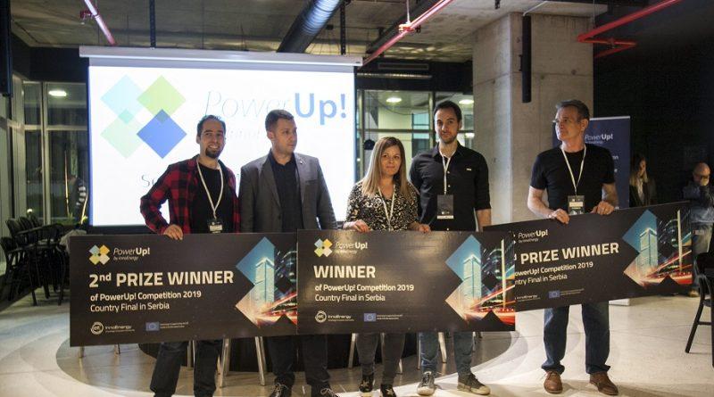 Одржано друго PowerUp! Такмичење: SmartCat српски победник у европској трци за инвестицију од 150.000 евра!