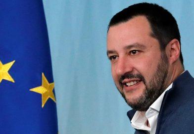 Матео Салвини позива гласаче да се мобилизују за будућност Европе!!!