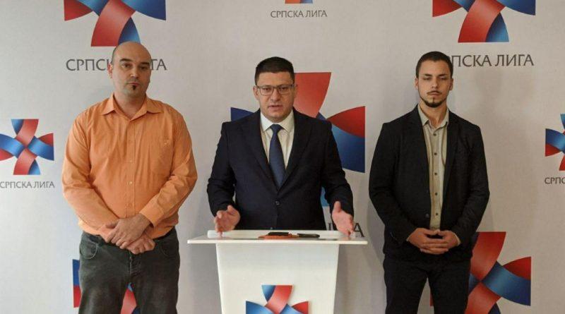 Српска лига: Министар Стефановић заслужан за модернизовање наставе и неговање патриотизма код младих