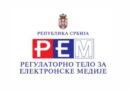 РЕМ ставља под надзор телевизије АЛ Јазеера, Н1 и Нову С